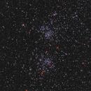 NGC 869 and NGC 884,                                astrobrian
