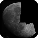 Moon Mosaic, 14/08/2016,                                Marco Gulino