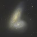 Siamese Twins (NGC 4567 & NGC 4568),                                Máximo Bustamante