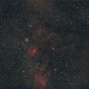 Between Cassiopeia & Cepheus: NGC 7635 Bubble Nebula Widefield,                                ThomasR