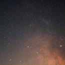 Milky Way core,                                Thomas Agostinelli