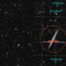 M102, NGC5907 & Vicinity LRGB Wide FOV - First Light,                                Ben Koltenbah