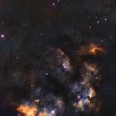NGC7822 storm through clearing skies,                                urmymuse