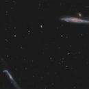 NGC 4631-4656, T250 f/4  /  ATIK ONE  /  AZEQ6,                                Pulsar59