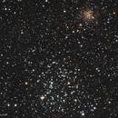 M35 and NGC2158,                                Ezequiel