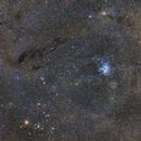 Hyades and Pleiades,                                Toshiya Arai