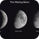 The Waxing Moon October 2012,                                mikebrous