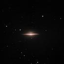 M104  -  Sombrero Galaxy,                                Ken