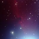IC434 Horsehead Nebula,                                Stan Zhou
