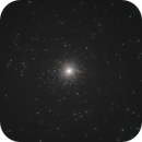 Globular Cluster NGC 104 / 47 Tucanae,                                Ray Caro