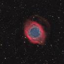 NGC7293 - Helix nebula in Aquarius,                                Stellario