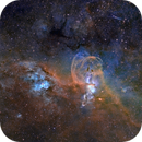 NGC3576 - Statue of Liberty,                                Janco
