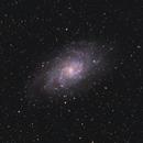 The Triangulum Galaxy,                                Robert Huerbsch