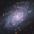 M33 - Triangulum Galaxy,                                José Manuel Taverner Torres