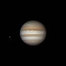 Jupiter and Io Animation,                                LacailleOz