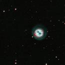 M97 HOO - The Owl Nebula with halo,                                Zheng Fu