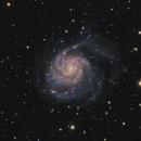 M101 HaLRGB,                                Arno Rottal