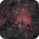 NGC 7822 area,                                1074j