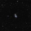 M51 Whirlpool Galaxy,                                Jussi Kantola