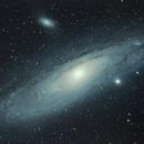 M31 - Andromedagalaxy,                                Dave