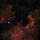 The Irish Islands Nebulae,                                Daniel Erickson
