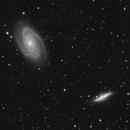 M81 & M82,                                beny