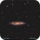 M108 in Ursa Major,                                astroeyes