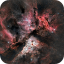 NGC 3372 Eta Carina Nebula,                                ozstronomer
