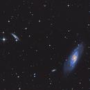 M106 Galaxy,                                Andrea Pistocchini - pisto92