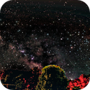 First attempt at Milky Way, with friends Mars and Stars,                                Donnie Barnett