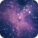 M16 - Eagle Nebula,                                Ray Ellersick