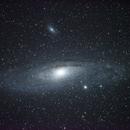 M31 - Galaxie d'Andromède,                                Sébastien Chouet
