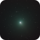 Comet 46P/Wirtanen  - between 2 clouds ...,                                  Arnaud Peel