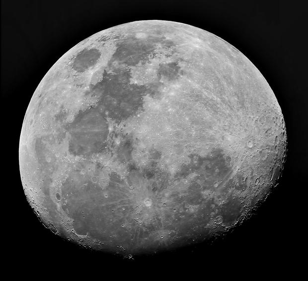 Moon,                                guvenozkan