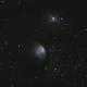 M78 (NGC 7023) - Casper the Friendly Ghost Nebula,                                Ahmed