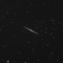 NGC 5907, la galaxie de la Lame de Couteau,                                Philastro