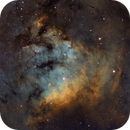 NGC 7822 in constellation Cepheus,                                Thomas Richter