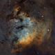 NGC 7822 in constellation Cepheus,                                  Thomas Richter