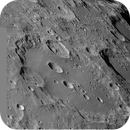 De Clavius à Moretus 10/12/2016 625mm barlow 3 filtre IR685 caméra QHY5-III 178MM 80% Luc CATHALA,                    CATHALA Luc