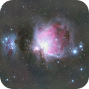 The Orion Nebula & Running man,                                Olivier Meersman