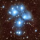 M-45, The Pleiades, AKA The Seven Sisters,                                Eric Watson