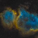 IC 1848: The Soul Nebula,                                Glenn Diekmann