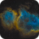IC 1848: The Soul Nebula,                                Glenn Diekmann