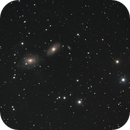 NGC 3166,                                James Pelley