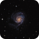 M101 complete reprocessing,                                Fritz