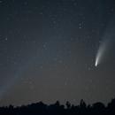 Comet C2020 F3 (NEOWISE) 20200718 6s 02.1.1,                                Allan Alaoui