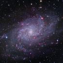 Triangulum Galaxy M33 I love it !!!,                                Theodore Arampatzoglou