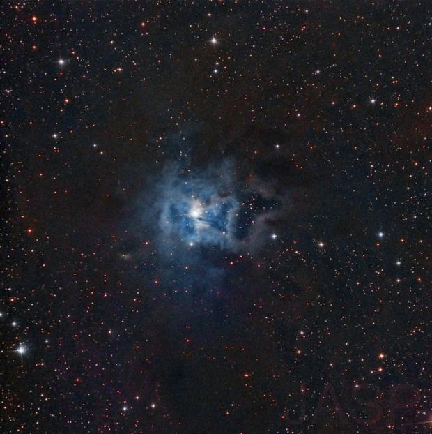 Iris Nebula,                                Juan Antonio Sanc...