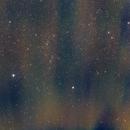 Auriga wide field around Elnath / Pentax K30Da + Takumar 50mm f/2.0 / SW sa mini,                                patrick cartou
