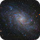 Triangulum Galaxy,                                KIJJA JEARWATTANA...